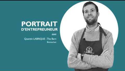 Quentin Labrique -The Barn Market
